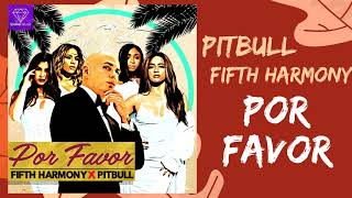 Pitbull Fifth Harmony Por Favor Karaoke With Backing Vocals.mp3