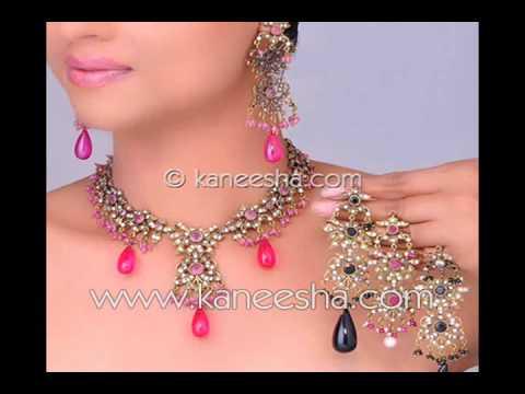 Women's Fashion Jewellery, Indian Rajasthani Jewelry