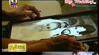 Wedding Gift Drawing | Wedding Planner Sri Lanka