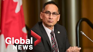Coronavirus: Canadian health officials discuss government's COVID-19 vaccine roll-out plan | FULL