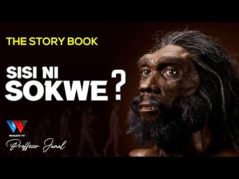 Download The Story Book: Je Asili Yetu Ni Sokwe? / Ujue Ukweli Wote ..!!