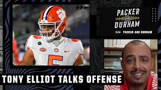 Breaking Down Clemson's Competitive Depth On Offense With Tigers' OC Tony Elliott | Packer & Durham