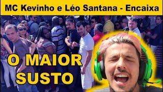 Baixar ENCAIXA MC KEVINHO - CANTANDO EM PUBLICO, SUPER BAZUCA, DANÇA DO MANEQUIM - CAIO RESPONDE #83