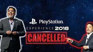 Sony Cancels PSX 2018 - Does This Mean PS5 for 2019 CONFIRMED?!