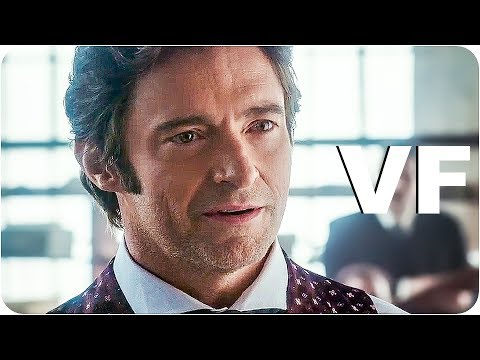 THE GREATEST SHOWMAN Bande Annonce VF (2018)