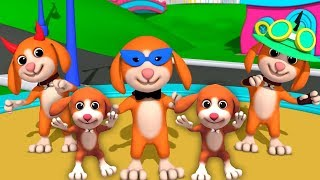Download Video lima anak anjing kecil | puisi untuk bayi | lagu anak-anak | Songs For Children | Five Little Puppie MP3 3GP MP4