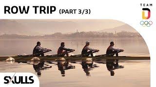 Row Trip nach Erba (Teil 3/3) | Folge 4 | SXULLS - Row to Tokyo
