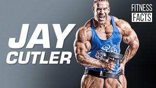 Jay Cutler l Legendární bodybuilder a vítěz Mr. Olympia l Fitness Facts
