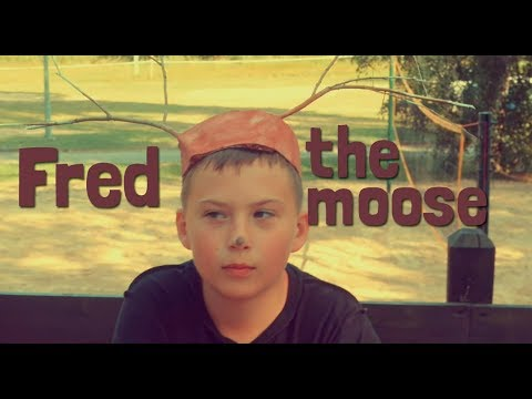 Fred the Moose - Indian Summer Camp 2019 CHATTING KIDS