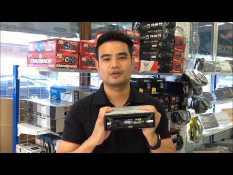 เครื่องเสียงติดรถยนต์ MP3 ดีๆ ราคาถูก SONY CDX-G1170U by P.ONE