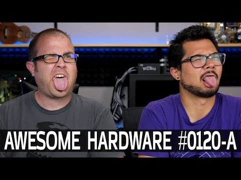 Awesome Hardware #0120-A: 8700K benchmarks leaked! Case Off, Ask the Audience