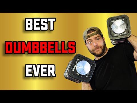 BEST ADJUSTABLE DUMBBELLS FOR HOME GYM / GARAGE GYM IRONMASTER REVIEW