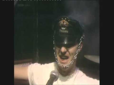 Ultravox - Vienna : TotP Christmas special 1981