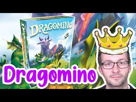 Dragomino, des dominos et des dragons