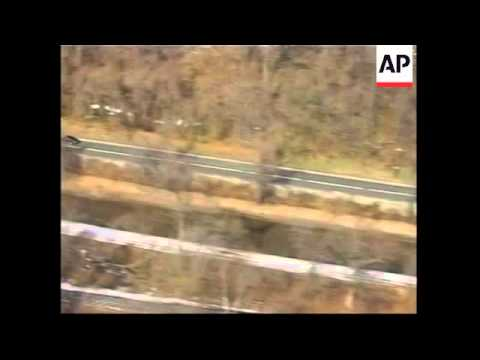 Report on Black Hawk helicopters which patrol skies over Washington