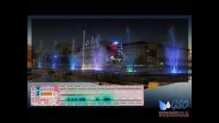 CONTROL MUSICAL FOUNTAIN  ( GSO FOUNTAIN )