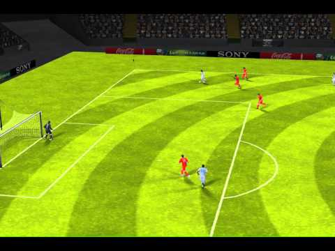 FIFA 14 iPhone/iPad - Argentine vs. Suisse