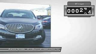 2014 Buick LaCrosse Saint Paul, White Bear Lake, Minneapolis, Inver Grove Heights MN P47373