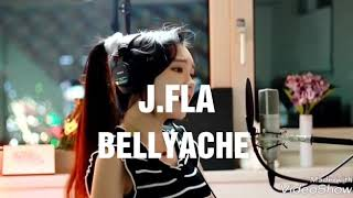Billie Eilish - Bellyache (cover by J.Fla)|lyrics⬇️