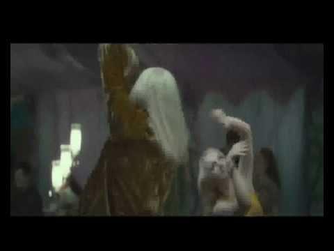 Lovegood's dance!  HP7