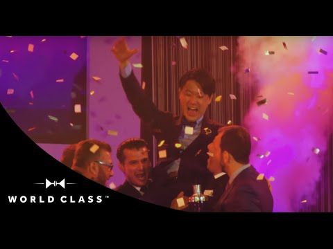World Class Bartender of the Year 2015 | Full Show