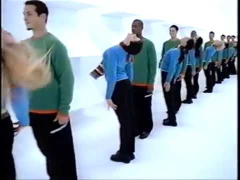 """Gap - That's Holiday """"Trees"""" 11-02-1999"""