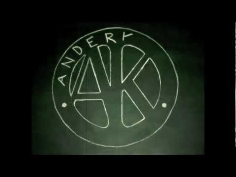 AnderKamp Music Logo Stop Motion Canon T2i