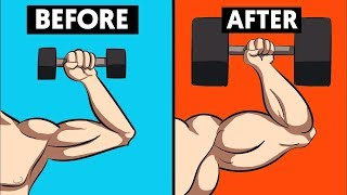 5 PROVEN Ways to Build Muscle p to 5x Faster 💪