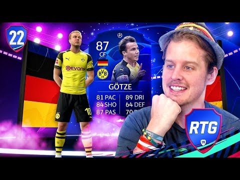 OMG 3X UCL PACKS + FLASHBACK GOTZE! ZWE TO GLORY #22 FIFA 19 ULTIMATE TEAM RTG
