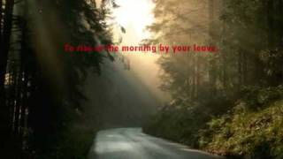 Lullaby- (prayer before sleeping)