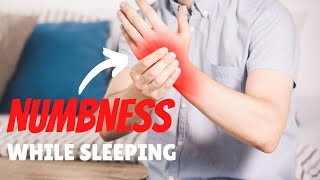 Why Do My Hands Go Numb When I Sleep? | Healthy Living Tips