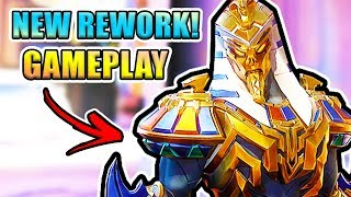 *NEW REWORK!* [Exclusive Gameplay!] - Overwatch Best Plays & Funny Moments #194