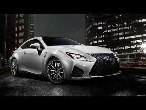 2017 Lexus RCF Coupe Review - Specs - Exhaust  - In Depth Walk around & The LC 500 predecessor
