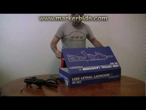 Walmart Paintball Guns? An FN303 Riot Gun?