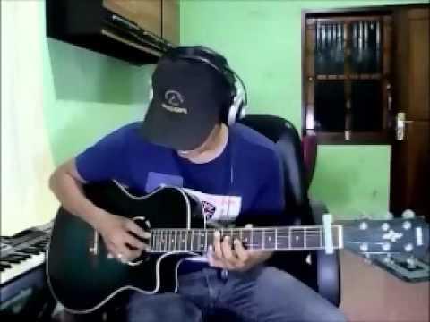 Janji Manismu Cover By Wahyu Sandiri Fingerstyle Guitar