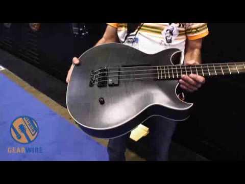 Warwick Jonas Hellborg Signature Bass: Hellborg Comes Alive At Winter NAMM 2009