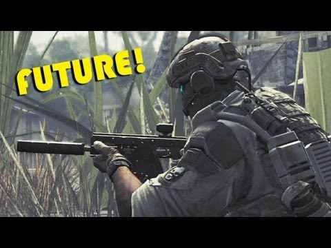 Classic Game Room - GHOST RECON FUTURE SOLDIER review