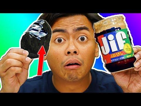 Turning Coal Into Diamond using Peanut Butter!