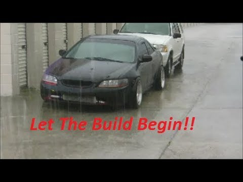 We're Building Our DREAM BURNOUT CAR! (and sending it to