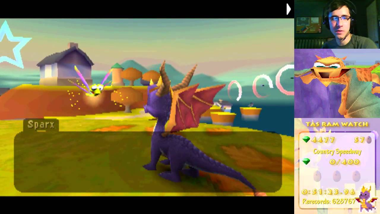 did you know gaming spyro - photo #17