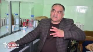 Uzbek Таниқли актёр Матёқуб Матчоновнинг ҳибсга олингани айтилмоқда