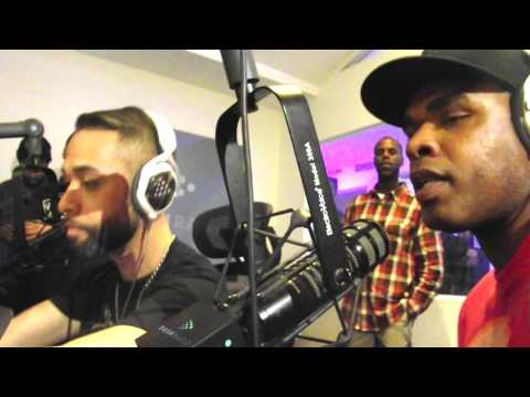 Bishop Lamont's Carson Takeover On Dash Radio (LIVE)