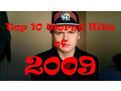 Top 10 Worst Hit Songs of 2009