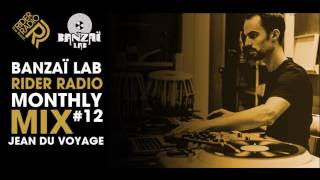 JEAN DU VOYAGE - 1h Mix for Rider Radio #chill #downtempo