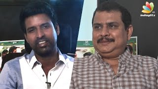Vishnu Vishal is responsible for all problems - Director Ezhil and Comedy Actor Soori