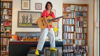 Tanita Tikaram - Sunday Song - Lover Don't Come Around (Lockdown Version, 2020) #StaySafe