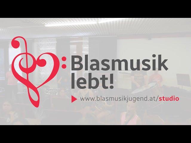 Blasmusik lebt #15 - das Blasmusikstudio - Jugendarbeit im Musikverein