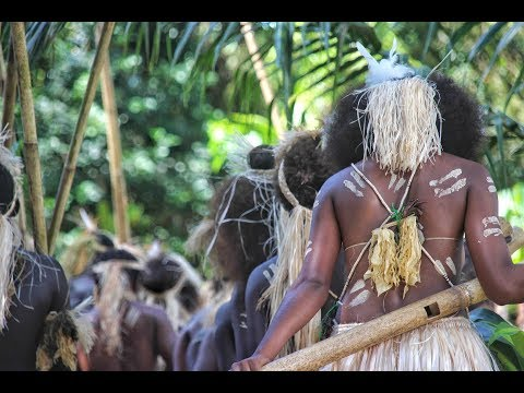 A Traditional Bougainville Sing Sing | Papua New Guinea