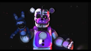 sfm fnaf david near funtime freddy voice sister location plus