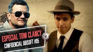 Confidencial Ubisoft #05 - Quem foi Tom Clancy?